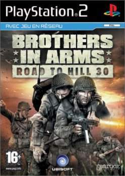 [PS2] Brothers in Arms: Road to Hill 30 [PAL/Multi5][RUS][Archive]