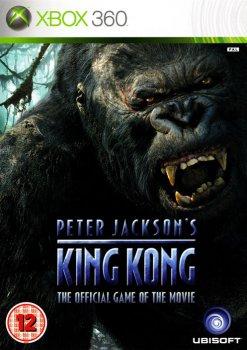 [XBOX360]Peter Jackson's King Kong [PAL/NTSC-U/RUSSOUND]