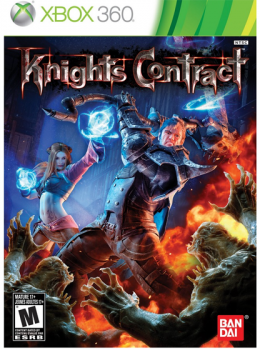 [XBOX360]Knights Contract [PAL/RUS]