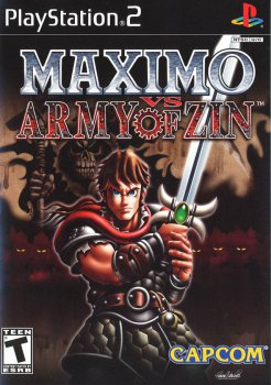 [PS2]Maximo vs. Army of Zin (2004) [NTSC][RUS]