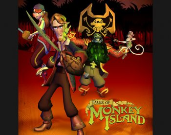 [PS3]Tales of Monkey Island - Chapter 1-5 (2011) [PSN] [FULL][USA][RUS] [3.55][4.21][4.30]
