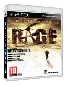 [PS3]RAGE - Anarchy Edition (2011) [EUR][RUS][RUSSOUND] [1.01]