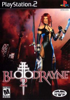[PS2] BloodRayne 2 [RUS/ENG/NTSC]