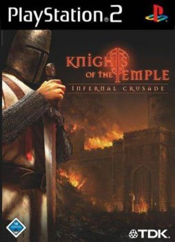 [PS2]Knights of the Temple: Infernal Crusade [RUS/PAL]