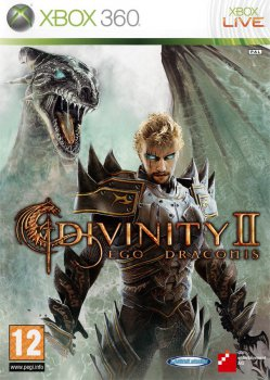 [XBOX360]Divine Divinity II Ego Draconis (2009) [ PAL] [ENG] [L]