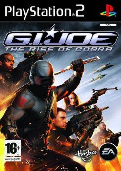 [PS2]G.I. Joe The Rise of Cobra (RUS/ENG/PAL)