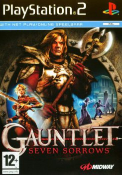 [PS2]Gauntlet: Seven Sorrows [PAL/RUS]