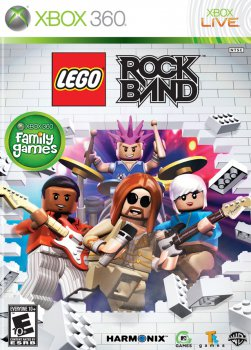 [XBOX360]Lego Rock Band [Region Free\ENG]