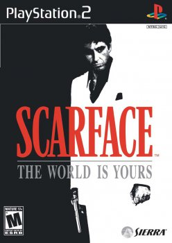 [PS2] Scarface: The World is Yours [RUS|NTSC]