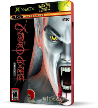 [XBOX]The Legacy of Kain series: Blood Omen 2 (ENG/NTSC)