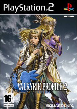 [PS2] Valkyrie Profile 2: Silmeria [ENG/PAL]