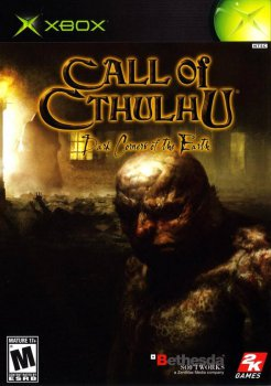 [XBOX]Call of Cthulhu Dark Corners of the Earth [PAL/RUSSOUND/DVD5/Xtreme]