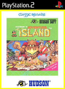 [PS2] Adventure Island [JAP/ENG/NTSC]