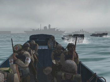 [PS2] Medal of Honor: Frontline [PAL/RUS]