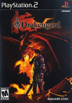 [PS2]Drakengard [NTSC/RUS]