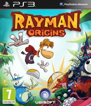 [PS3]Rayman Origins (2011) [PAL] [RUS] [Repack] [1хDVD5] (3.55 Kmeaw)