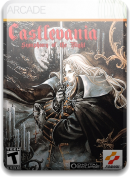 [XBOX360] Castlevania: Symphony of the Night [Region Free/ENG] [FULL]