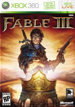[XBOX360][JTAG/FULL] Fable III [Region Free/RUS]