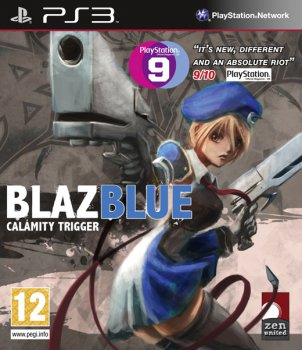 [PS3]BlazBlue Calamity Trigger (2010) [FULL][ENG][L]