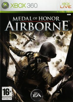 [XBOX360]Medal of Honor: Airborne [PAL/RUS]