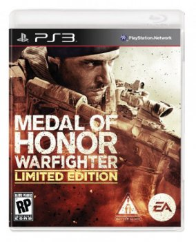 [PS3]Medal of Honor: Warfighter [EUR/RUS/RUSSOUND][3.55Kmeaw/CFW4.21]