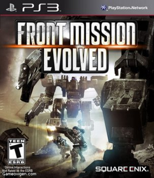 [PS3]Front Mission Evolved (2010) [FULL][ENG][L]