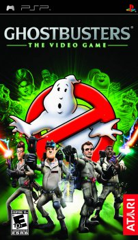 [PSP]Ghostbusters: The Video Game [Patched] [FullRIP][CSO][ENG]