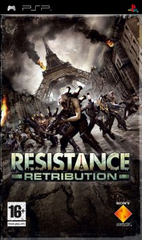 [PSP]Resistance: Retribution [RIP][CSO][Multi5] [MP]