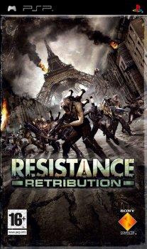 [PSP]Resistance: Retribution [RIP][CSO][Multi5] [MP]