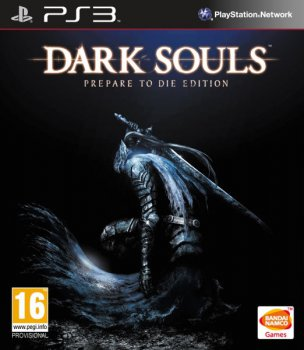 [PS3]Dark Souls: Prepare to Die Edition [EUR/RUS]
