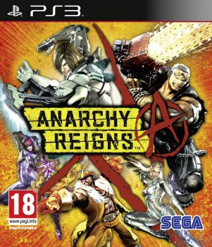 [PS3]Anarchy Reigns [EUR/ENG] [4.21/4.30]