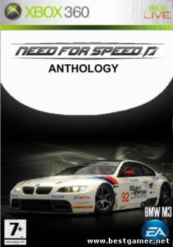 [XBOX 360]Need for Speed АнтологияLT+3.0 от R.G. BESTiaryofconsolGAMERs