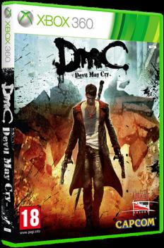 [XBOX360]Devil May Cry (2013) [Region Free][RUS][L] (XGD3) (LT+ 3.0)