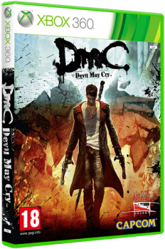 [XBOX360][JTAG]DmC: Devil May Cry (2012) [JTAG][FULL][Region Free][RUS]