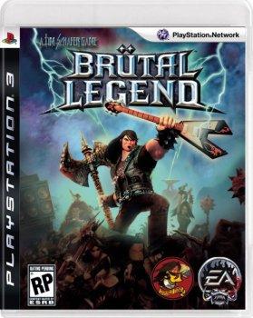 [PS3]Brutal Legend [EUR/RUS]