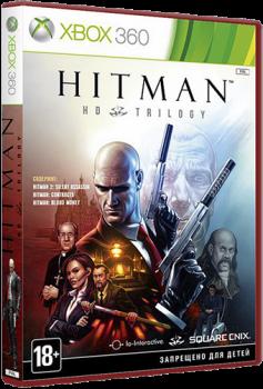 [XBOX360]Hitman Trilogy HD [Region Free/ENG] (LT+3.0) (XGD3 / 15574)