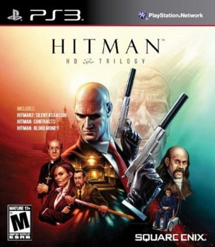 [PS3]Hitman Trilogy HD [USA/ENG][4.25CFW/4.30 CFW]