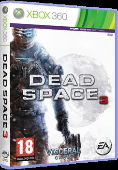 [XBOX360]Dead Space 3 [Region Free/ENG] LT+3.0(XGD3 / 15574)