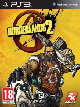 [PS3]Borderlands 2 [PAL] [ENG] [Repack] [2хDVD5]