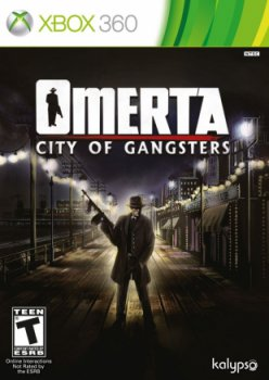 [XBOX360][JTAG/FULL] Omerta : City Of Gangsters [Region Free/RUS]