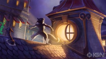 [PS3]Sly Cooper: Thieves in Time [USA/ENG] (DEMO)