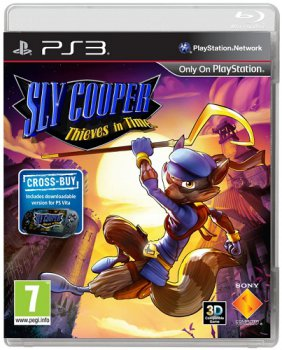 [PS3]Sly Cooper: Thieves in Time [USA/ENG][4.30 CFW]
