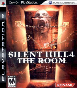 [PS3]Silent Hill 4: The Room [USA/ENG]