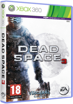 [XBOX360]Dead Space 3 [PAL / RUS] LT+2.0(XGD3 / 15574)