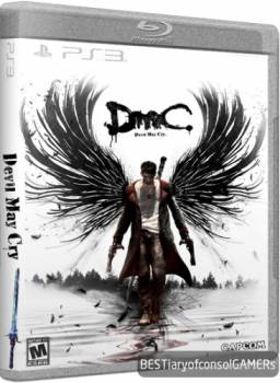 [PS3][DLC]DmC Devil May Cry - (Samourai Pack) от BESTiaryofconsolGAMERs