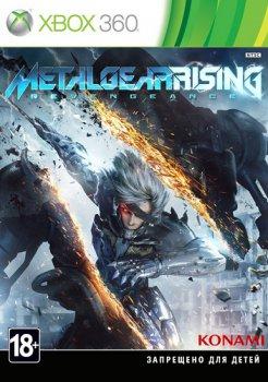 Metal Gear Rising: Revengeance (2013) [Region Free][ENG][L] (LT+ 2.0)