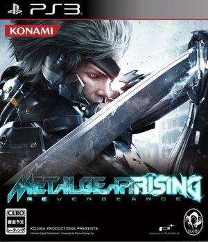 [PS3]Metal Gear Rising: Revengeance (2013) [FULL] [EUR] [ENG] [L] [3.41] [3.55] [4.21] [4.30]