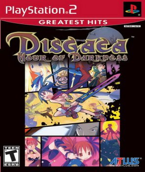 [PS3]Disgaea: Hour of Darkness (2013) [PSN][USA][ENG][L] [4.30]
