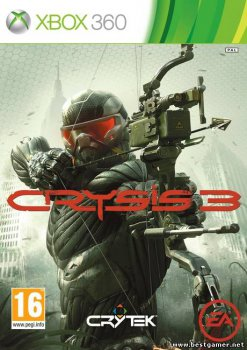 [XBOX360][FULL] Crysis 3 [ENG]
