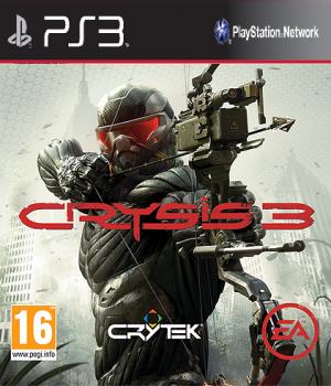 [PS3]Crysis 3 (2013) [FULL][USA ][RUS][RUSSOUND][4.21/4.30]